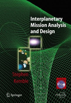 Interplanetary Mission Analysis and Design (eBook, PDF) - Kemble, Stephen