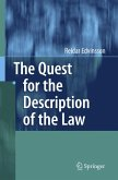 The Quest for the Description of the Law (eBook, PDF)