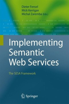 Implementing Semantic Web Services (eBook, PDF)