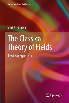 The Classical Theory of Fields (eBook, PDF) - Helrich, Carl S.
