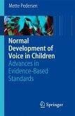 Normal Development of Voice in Children (eBook, PDF)