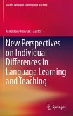 New Perspectives on Individual Differences in Language Learning and Teaching (eBook, PDF)