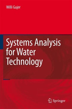 Systems Analysis for Water Technology (eBook, PDF) - Gujer, Willi