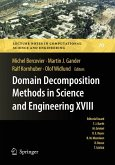 Domain Decomposition Methods in Science and Engineering XVIII (eBook, PDF)