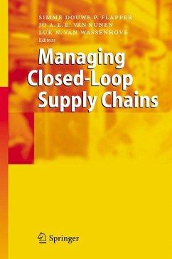 Managing Closed-Loop Supply Chains (eBook, PDF)
