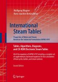 International Steam Tables - Properties of Water and Steam based on the Industrial Formulation IAPWS-IF97 (eBook, PDF)