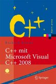 C++ mit Microsoft Visual C++ 2008 (eBook, PDF)