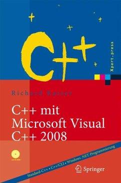 C++ mit Microsoft Visual C++ 2008 (eBook, PDF) - Kaiser, Richard