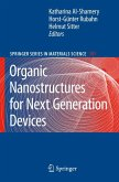 Organic Nanostructures for Next Generation Devices (eBook, PDF)