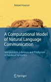 A Computational Model of Natural Language Communication (eBook, PDF)