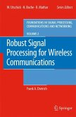 Robust Signal Processing for Wireless Communications (eBook, PDF)