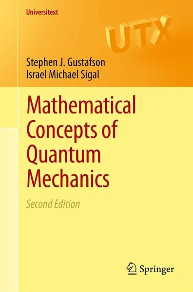 Mathematical Concepts of Quantum Mechanics (eBook, PDF)