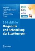 S3-Leitlinie Diagnostik und Behandlung der Essstörungen (eBook, PDF)