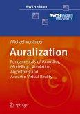 Auralization (eBook, PDF)