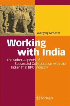 Working with India (eBook, PDF) - Messner, Wolfgang