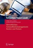 Fehlzeiten-Report 2008 (eBook, PDF)
