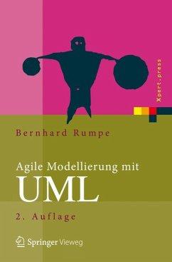 Agile Modellierung mit UML (eBook, PDF) - Rumpe, Bernhard