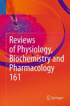 Reviews of Physiology, Biochemistry and Pharmacology 161 (eBook, PDF)