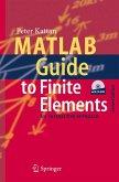 MATLAB Guide to Finite Elements (eBook, PDF)