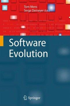 Software Evolution (eBook, PDF) - Mens, Tom; Demeyer, Serge