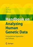 Handbook on Analyzing Human Genetic Data (eBook, PDF)