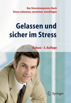 Gelassen und sicher im Stress (eBook, PDF) - Kaluza, Gert