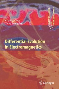Differential Evolution in Electromagnetics (eBook, PDF) - Qing, Anyong; Lee, Ching Kwang