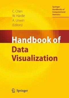 Handbook of Data Visualization (eBook, PDF) - Chen, Chun-houh; Härdle, Wolfgang; Unwin, Antony