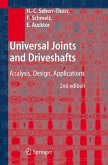 Universal Joints and Driveshafts (eBook, PDF)