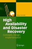 High Availability and Disaster Recovery (eBook, PDF)