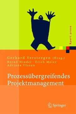 Prozessübergreifendes Projektmanagement (eBook, PDF)