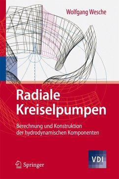 Radiale Kreiselpumpen (eBook, PDF) - Wesche, Wolfgang