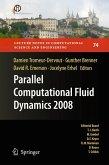 Parallel Computational Fluid Dynamics 2008 (eBook, PDF)