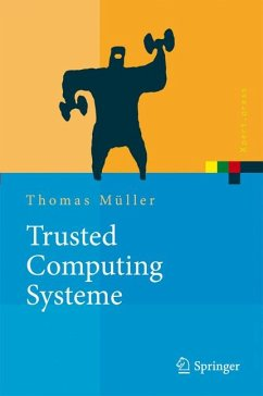 Trusted Computing Systeme (eBook, PDF) - Müller, Thomas