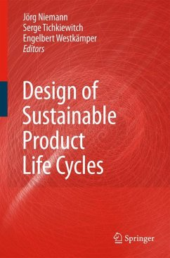 Design of Sustainable Product Life Cycles (eBook, PDF)