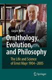 Ornithology, Evolution, and Philosophy (eBook, PDF)