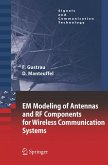 EM Modeling of Antennas and RF Components for Wireless Communication Systems (eBook, PDF)