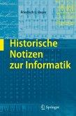 Historische Notizen zur Informatik (eBook, PDF)