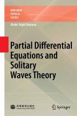 Partial Differential Equations and Solitary Waves Theory (eBook, PDF)