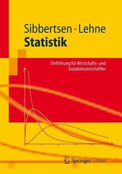 Statistik (eBook, PDF) - Sibbertsen, Philipp; Lehne, Hartmut