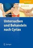 Untersuchen und Behandeln nach Cyriax (eBook, PDF)