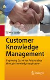Customer Knowledge Management (eBook, PDF)