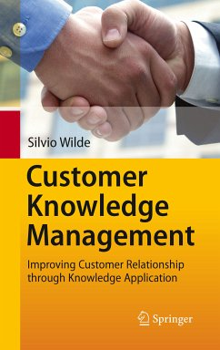 Customer Knowledge Management (eBook, PDF) - Wilde, Silvio