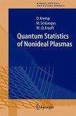 Quantum Statistics of Nonideal Plasmas (eBook, PDF)