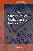Nanostructures - Fabrication and Analysis (eBook, PDF)