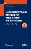 Leistungsermittlungshandbuch für Baumaschinen und Bauprozesse (eBook, PDF)