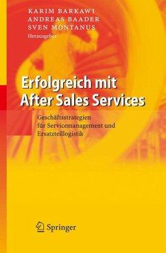Erfolgreich mit After Sales Services (eBook, PDF)