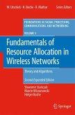 Fundamentals of Resource Allocation in Wireless Networks (eBook, PDF)