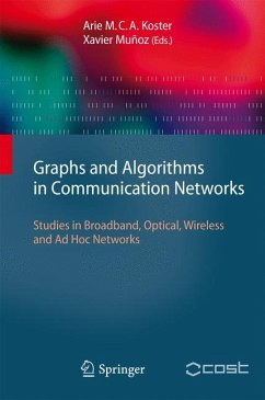 Graphs and Algorithms in Communication Networks (eBook, PDF)