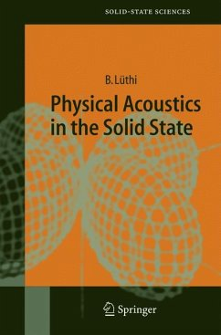 Physical Acoustics in the Solid State (eBook, PDF) - Lüthi, Bruno